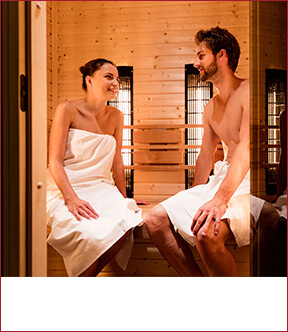 Relax package for 2 persons