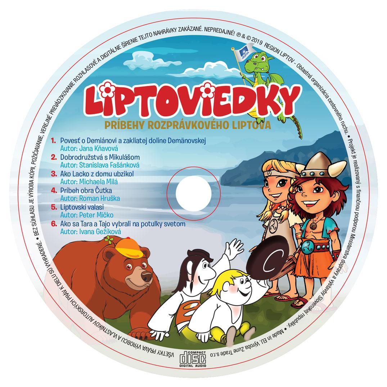 Rozprávkové CD